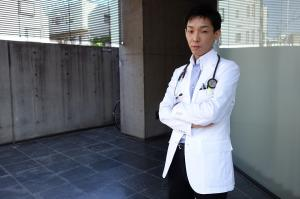 PEOPLE WHO WEAR A LAB COAT  vol.2: 大久保病院 小平智文