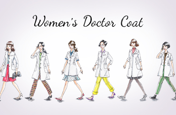Woman's Doctor Coat