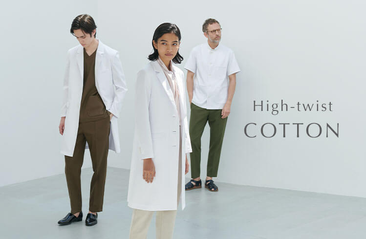 Hight-twist COTTON