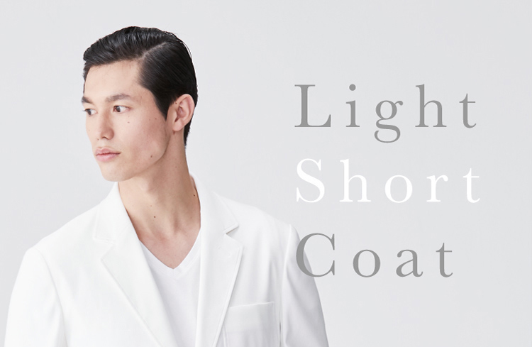 Light Short Coat