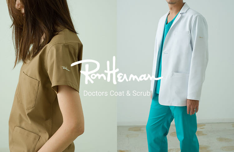 Ron Herman Doctors Coat & Scrub