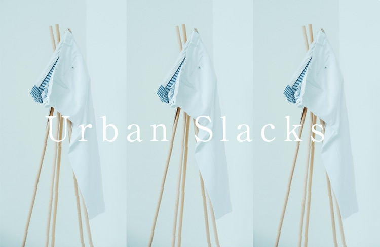 Urban Slacks