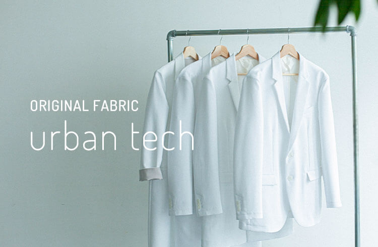 ORIGINAL FABRIC urban tech