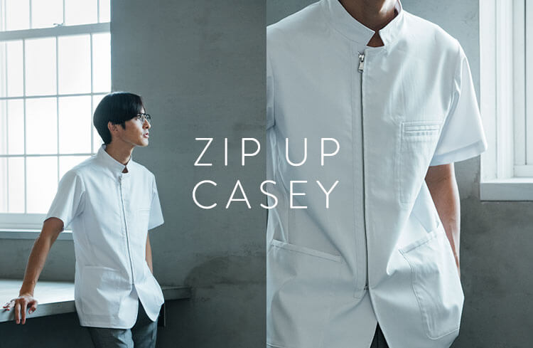 ZIP UP CASEY