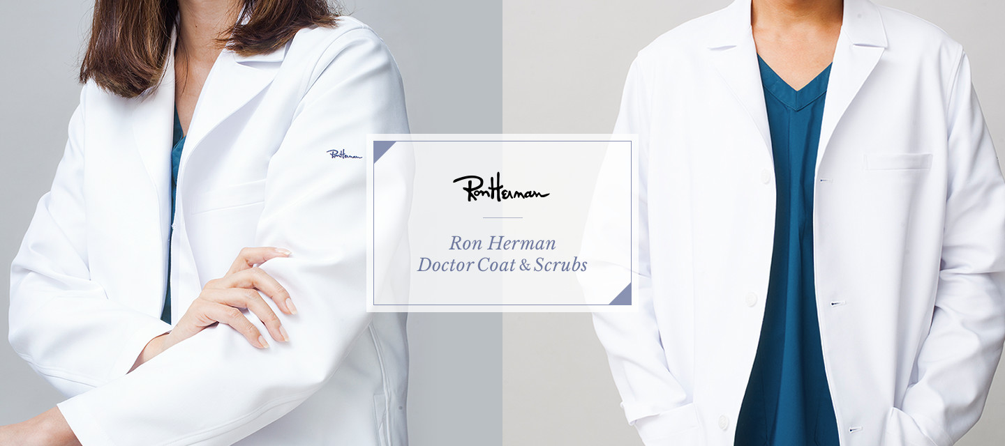 Ron Herman Doctor Coat & Scrubs